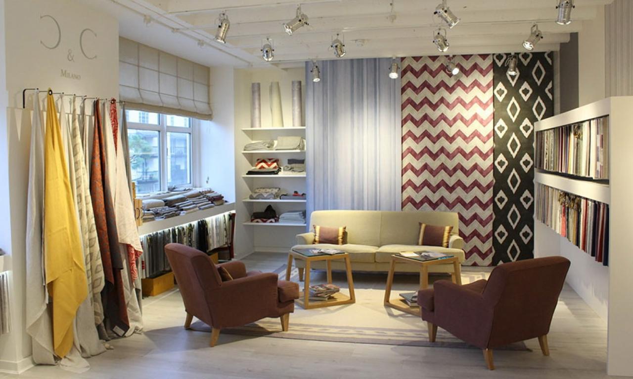 CeC showroom london design head