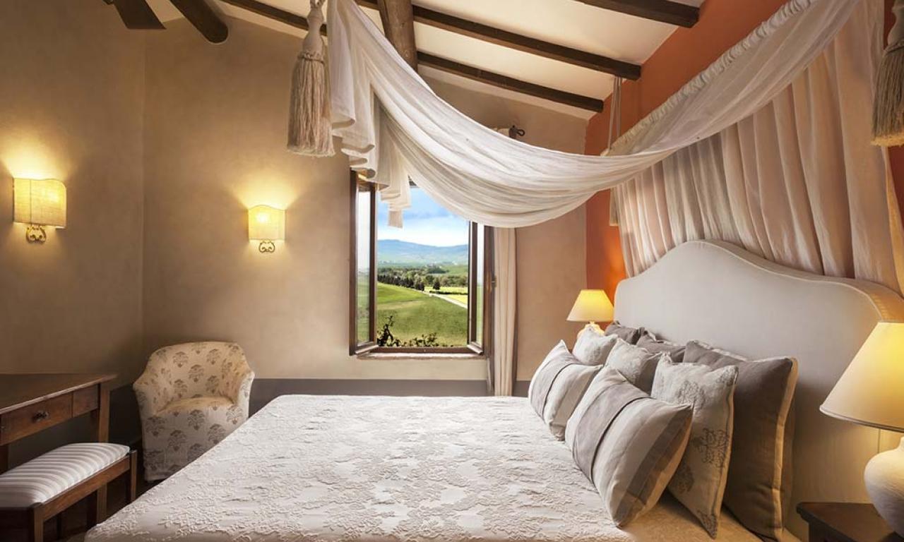 Hotel de Charme in Pienza