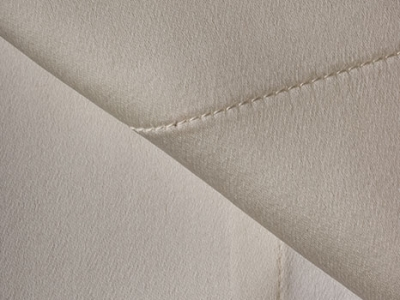 Particular of 100% cotton Principe flange