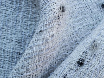 Satiro linen-wool fabric from the Isola collection