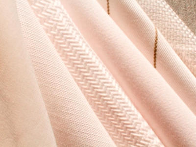White Outdoor fabrics