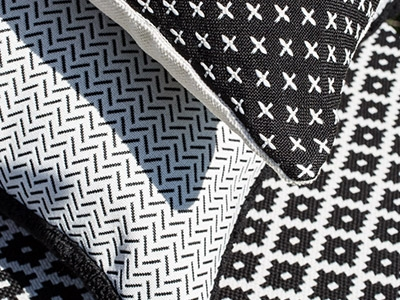 Outdoor fabrics ISOLA collection