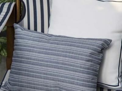 Viareggio and Orizzonte outdoor fabrics