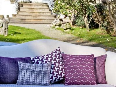 Pillows outdoor