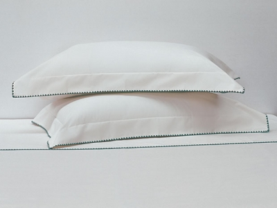 Cotton bedsheet with embroidery