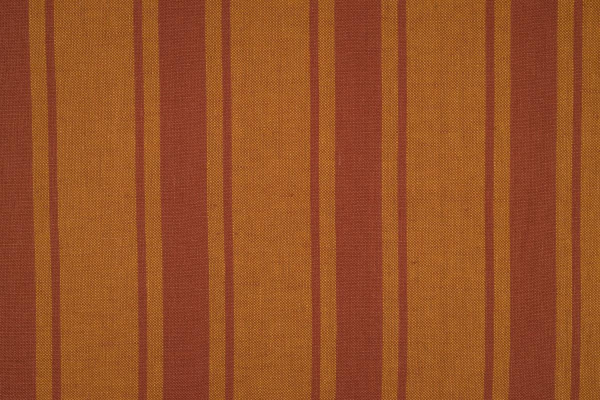 MAREMMA RIGATO Brown-Brick Stripe Des. 1