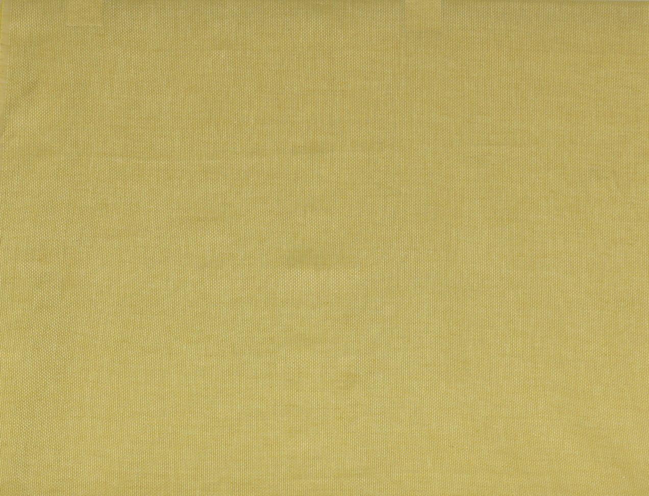 CERRO GARZA Ivory/Yellow Gauze