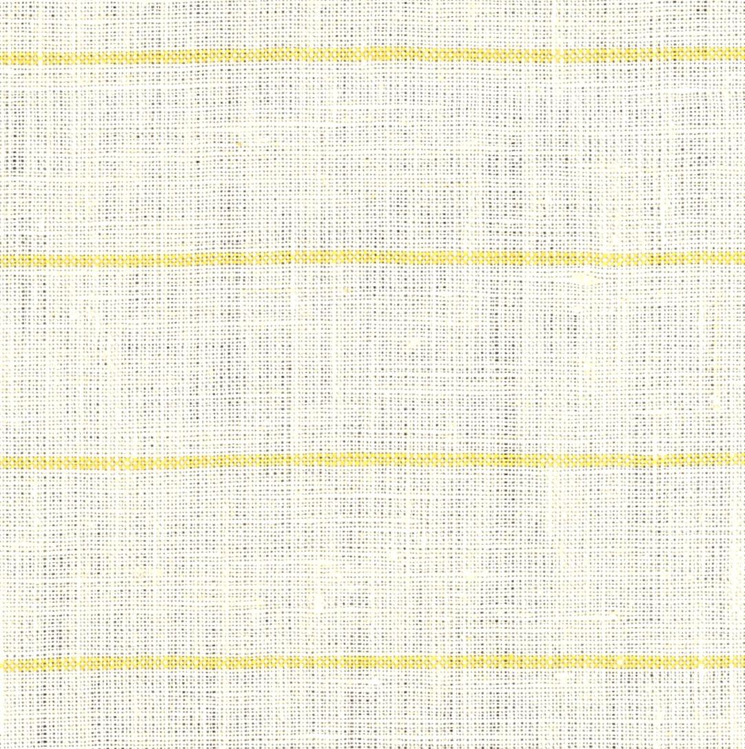 CERRO RIGATO White-Mustard Striped