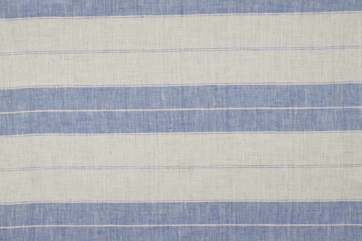 CERRO RIGATO White-BlueRiga Tenda Striped