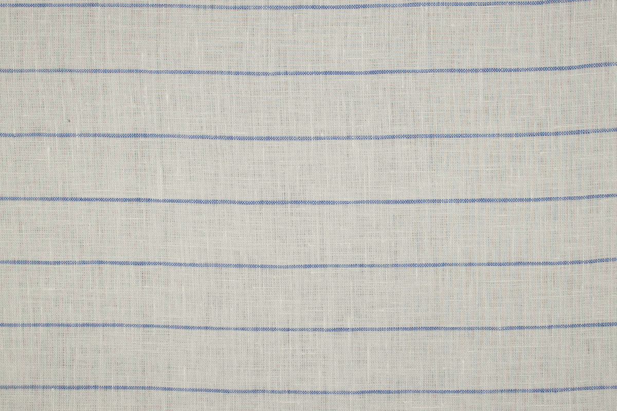 CERRO RIGATO White-Blue Striped
