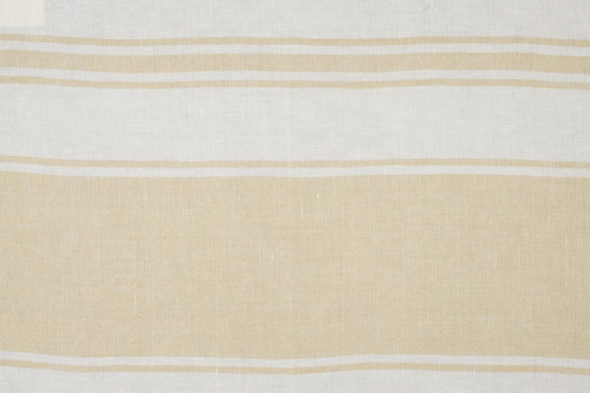 LAVENO BARRE' MACHE' Off White-Straw 25 cm