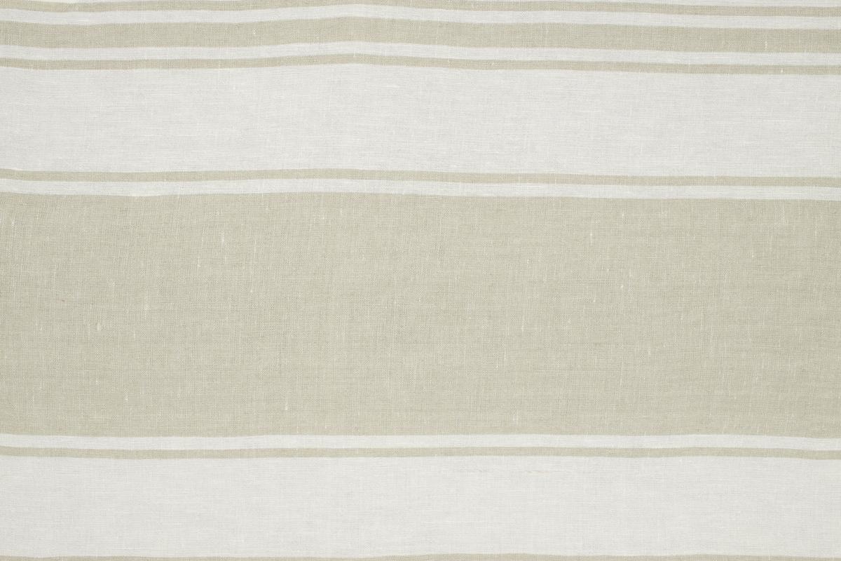 LAVENO BARRE' MACHE' Off White-Light Green 25 cm