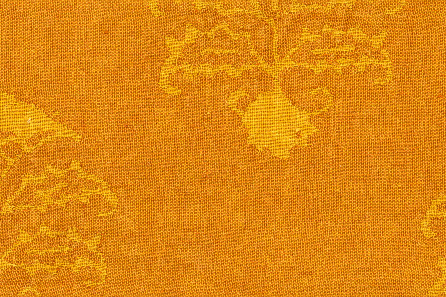 PIENZA CARDO Ochre-Yellow