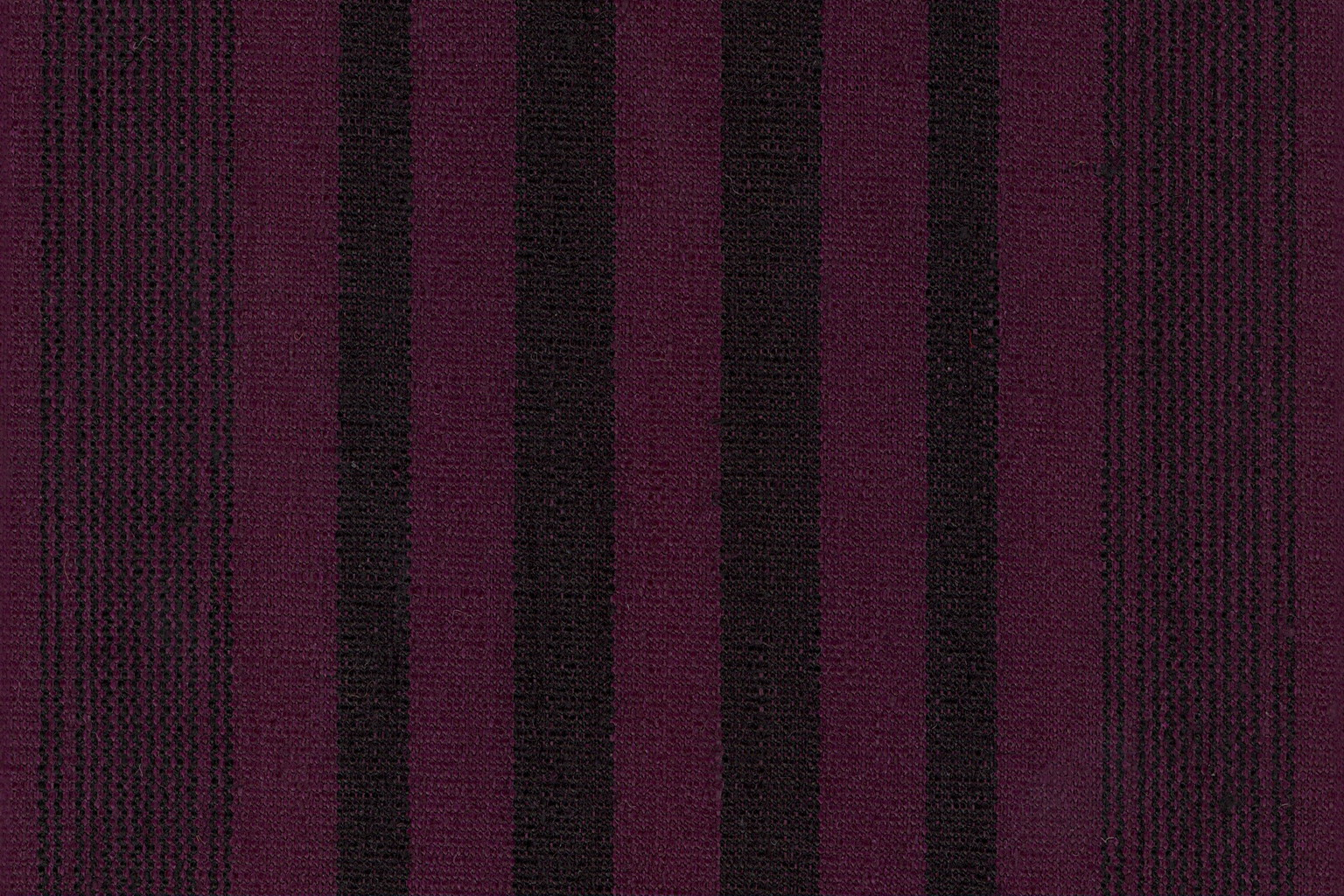 TORINO RIGATO WAX Plum-Black Striped
