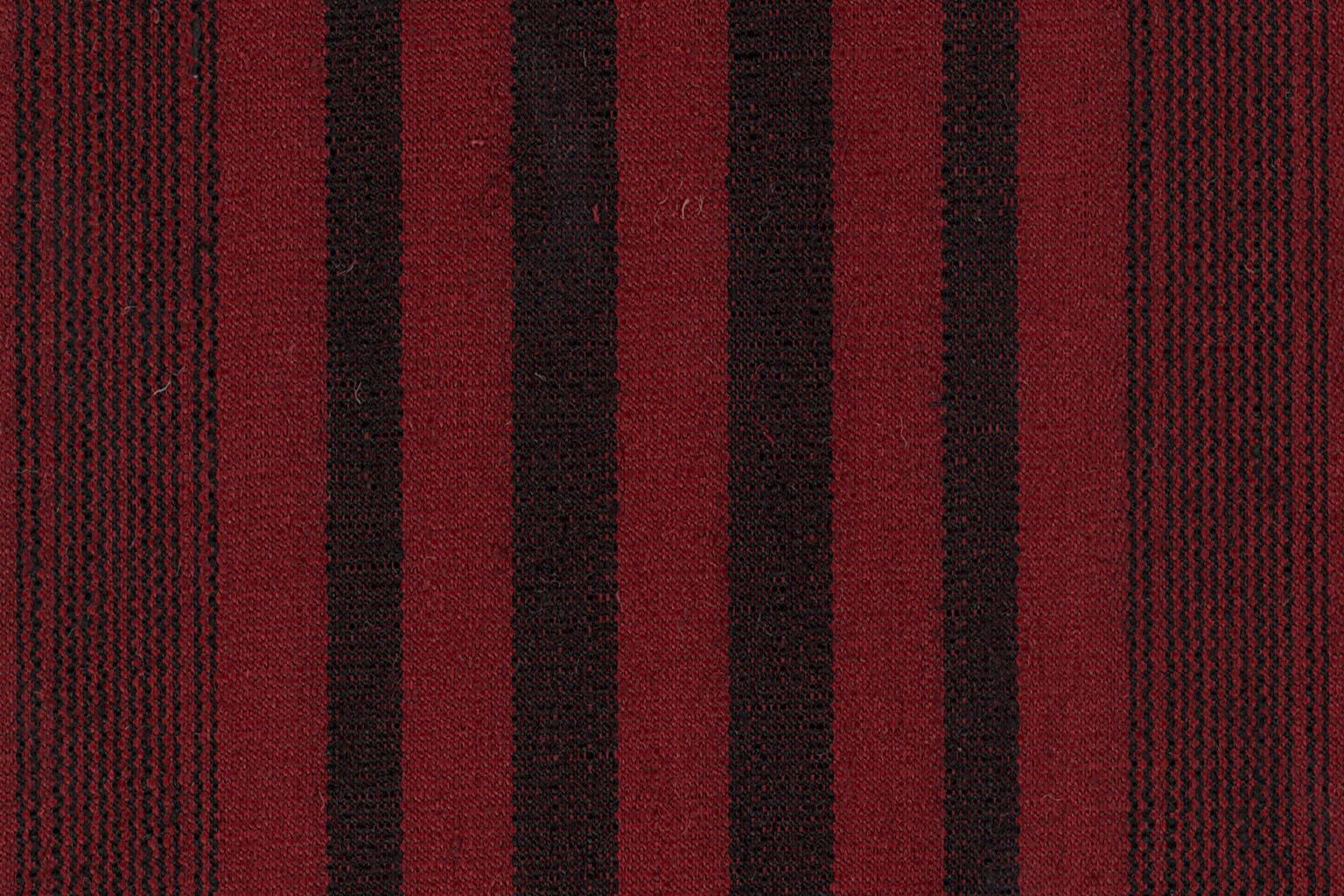 TORINO RIGATO WAX BarberaWine-Black Striped