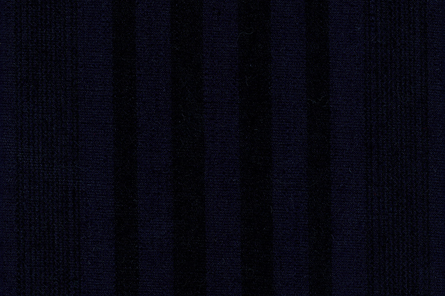 TORINO RIGATO WAX Navy Blue-Black Striped