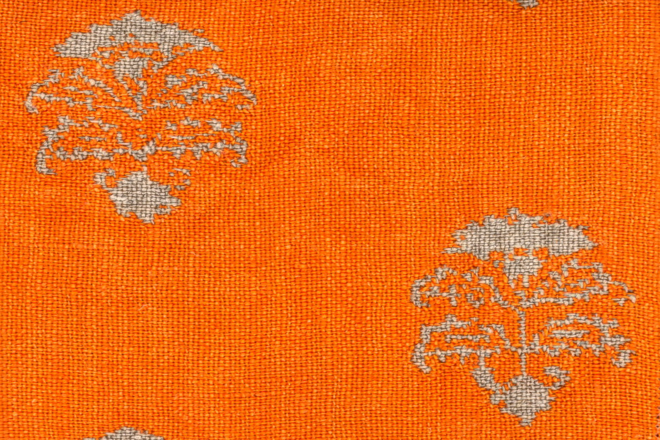 PIENZA CARCIOFINO Orange/Natural