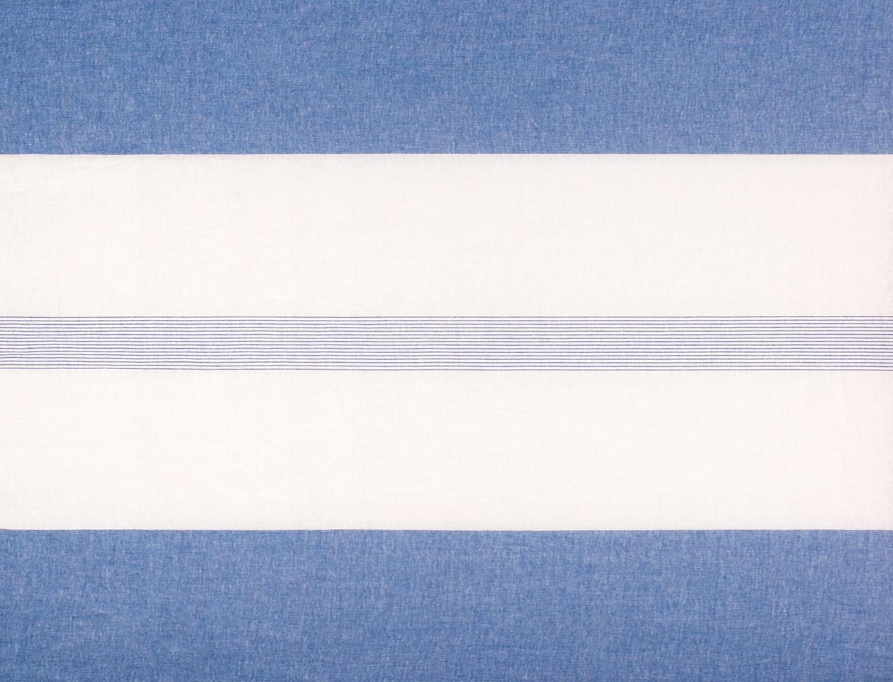 LAVENO PIAZZATO MACHE' Bianco blu chiaro r. cm280
