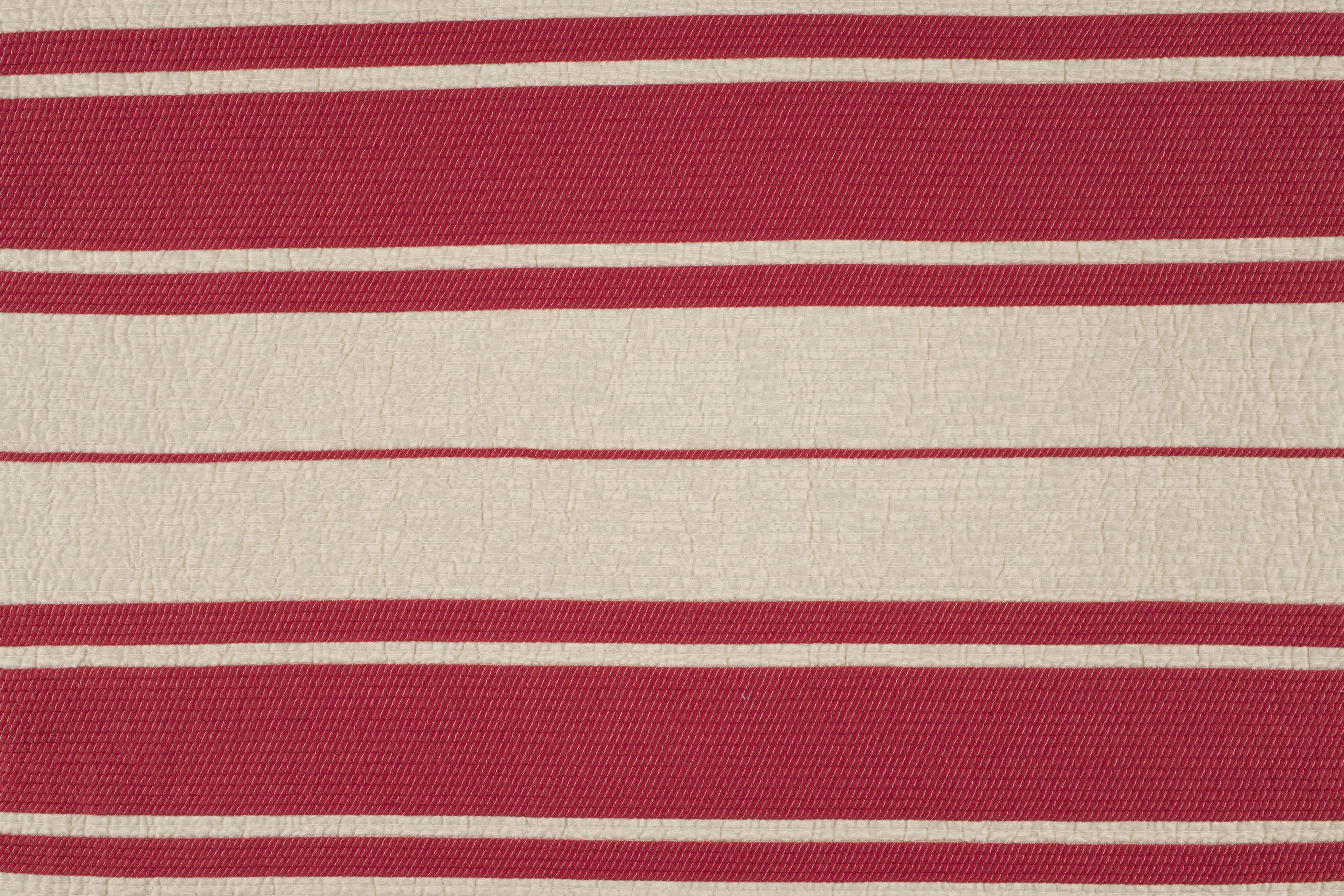 ELBA RIGATO White/Red
