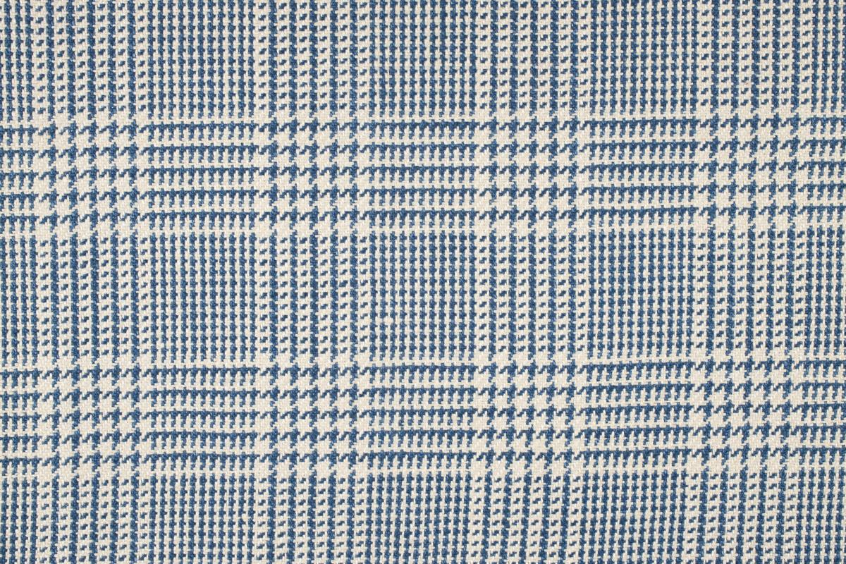 GENTLEMAN PRINCE OF WALES Blue-Beige