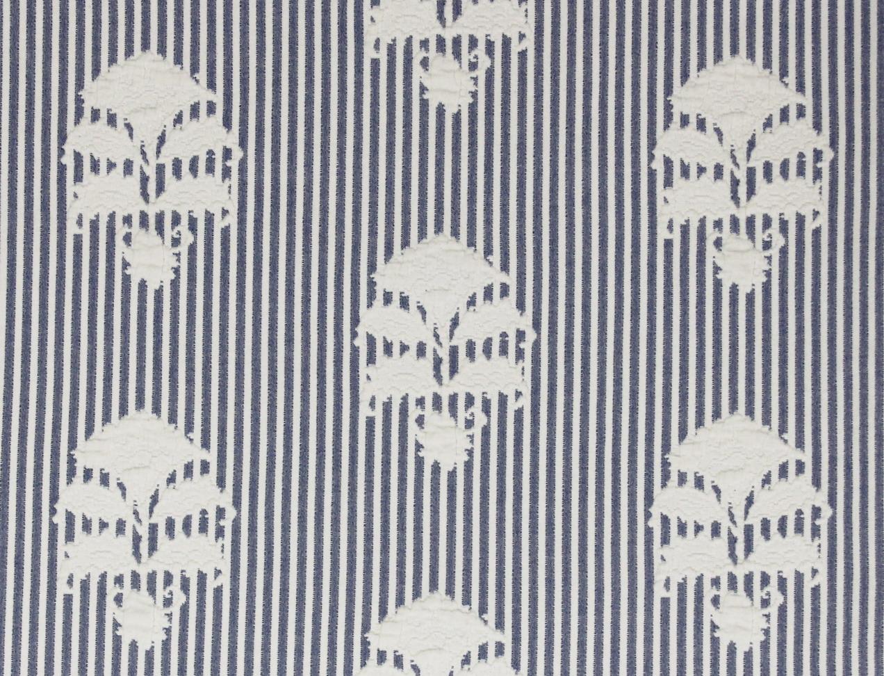 CARDO GESSATO Ivory/Blue