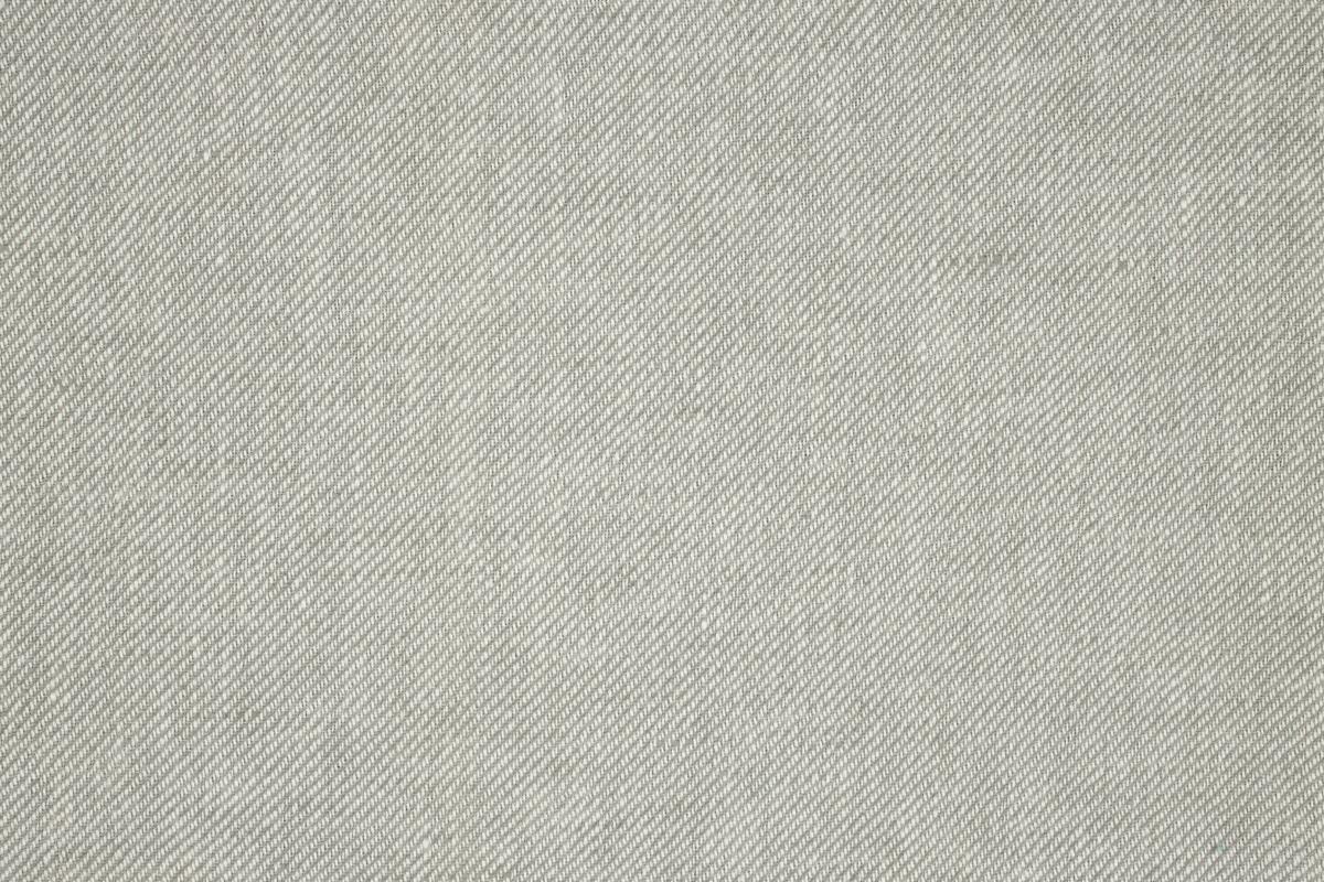 CASTELLINO TWILL MACHE' White/Grey