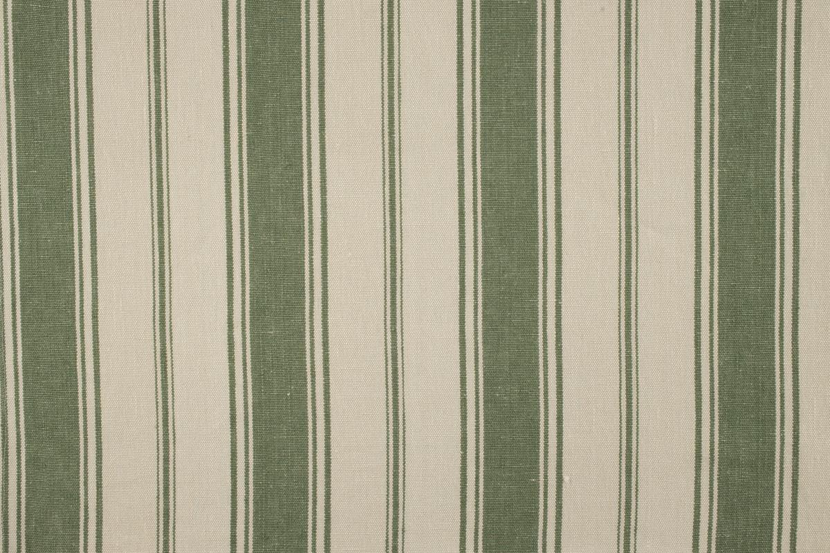 CORTINA STRIPE Ivory-Green