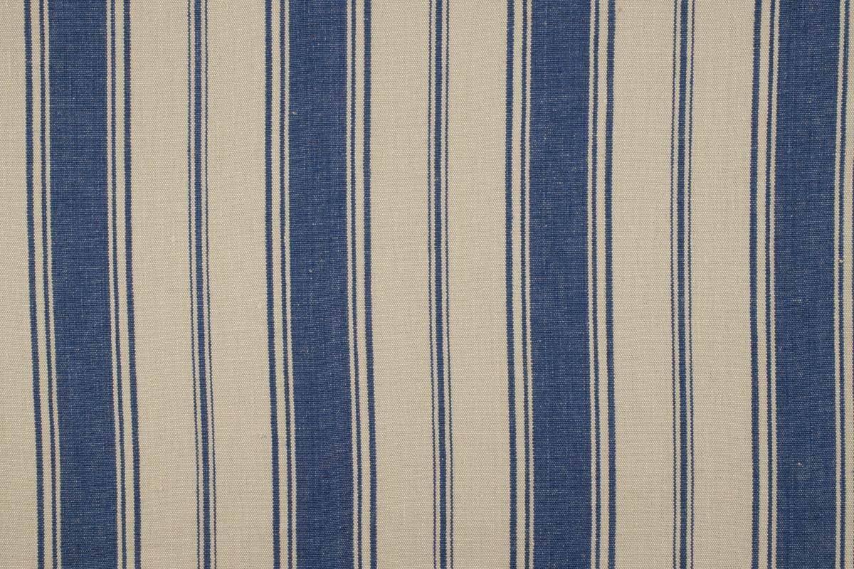 CORTINA STRIPE Ivory/Blue