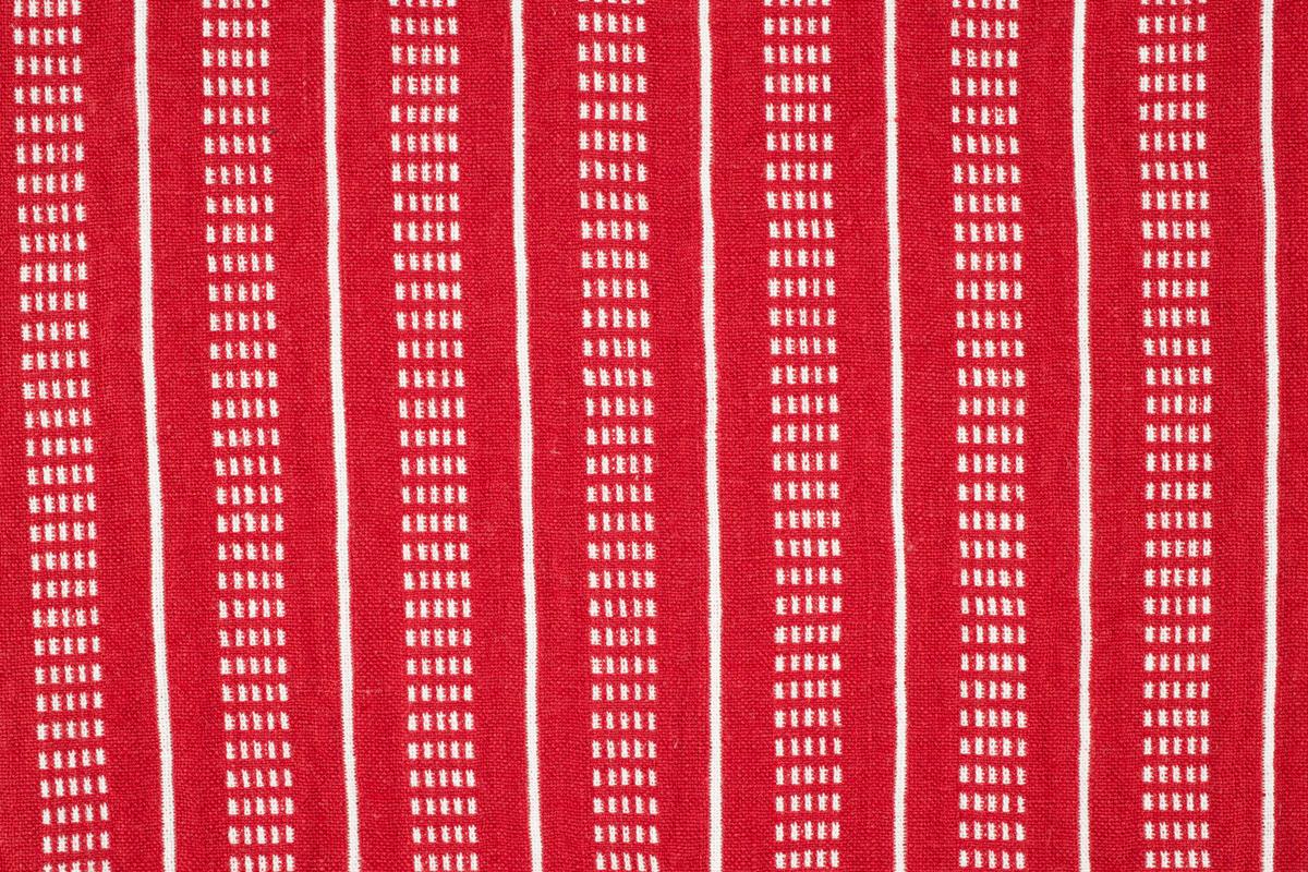 PIENZA BIRILLINO RIGATO White/Red