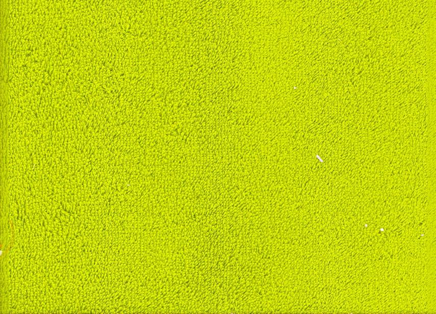 TERRY Acid Green