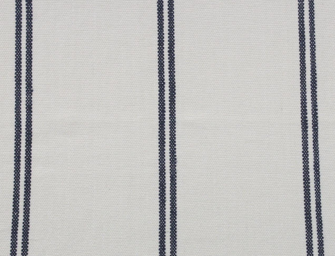 AREZZO RIGATO White - Blue Stripes