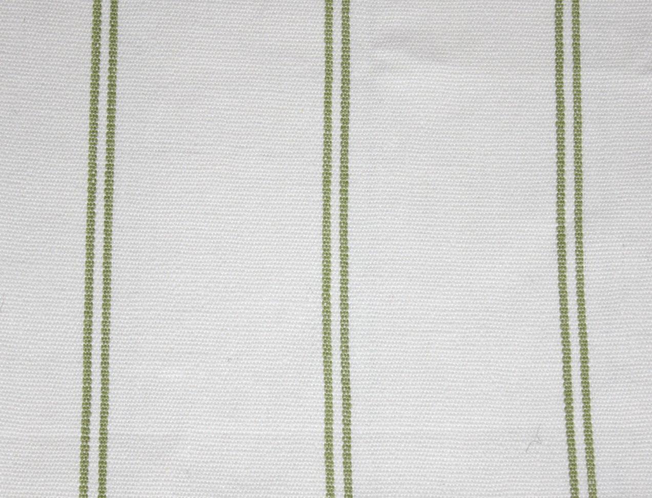 AREZZO RIGATO White-Pistachio Stripes