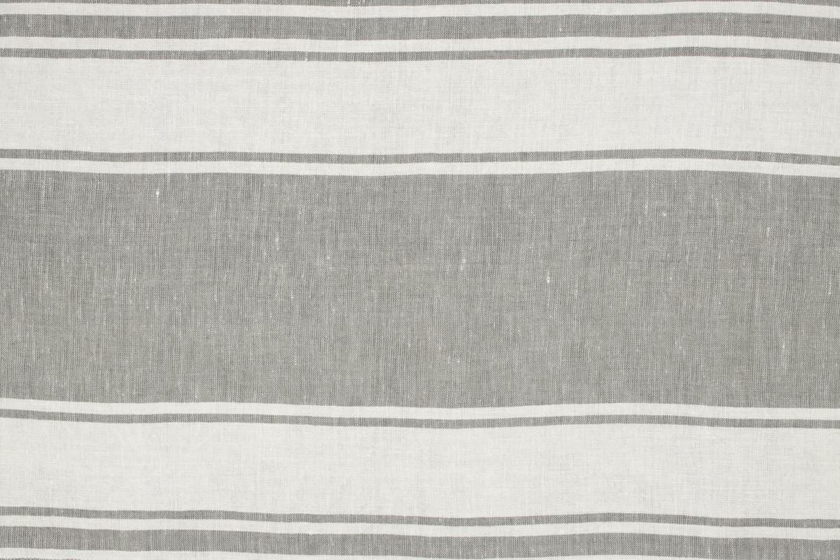 LAVENO BARRE' MACHE' Off White/Metal Striped