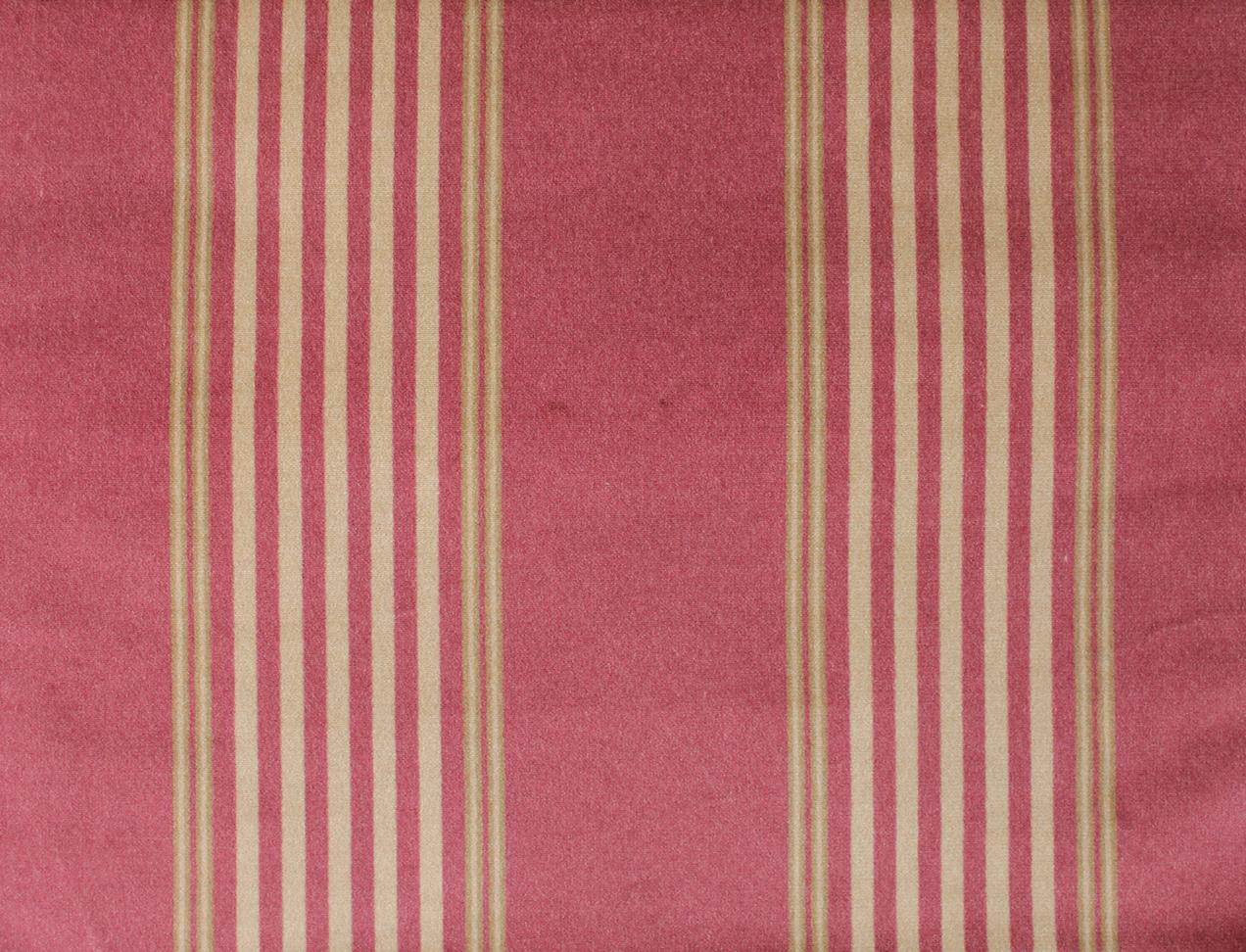 VENICE STRIPE Pink/Sand