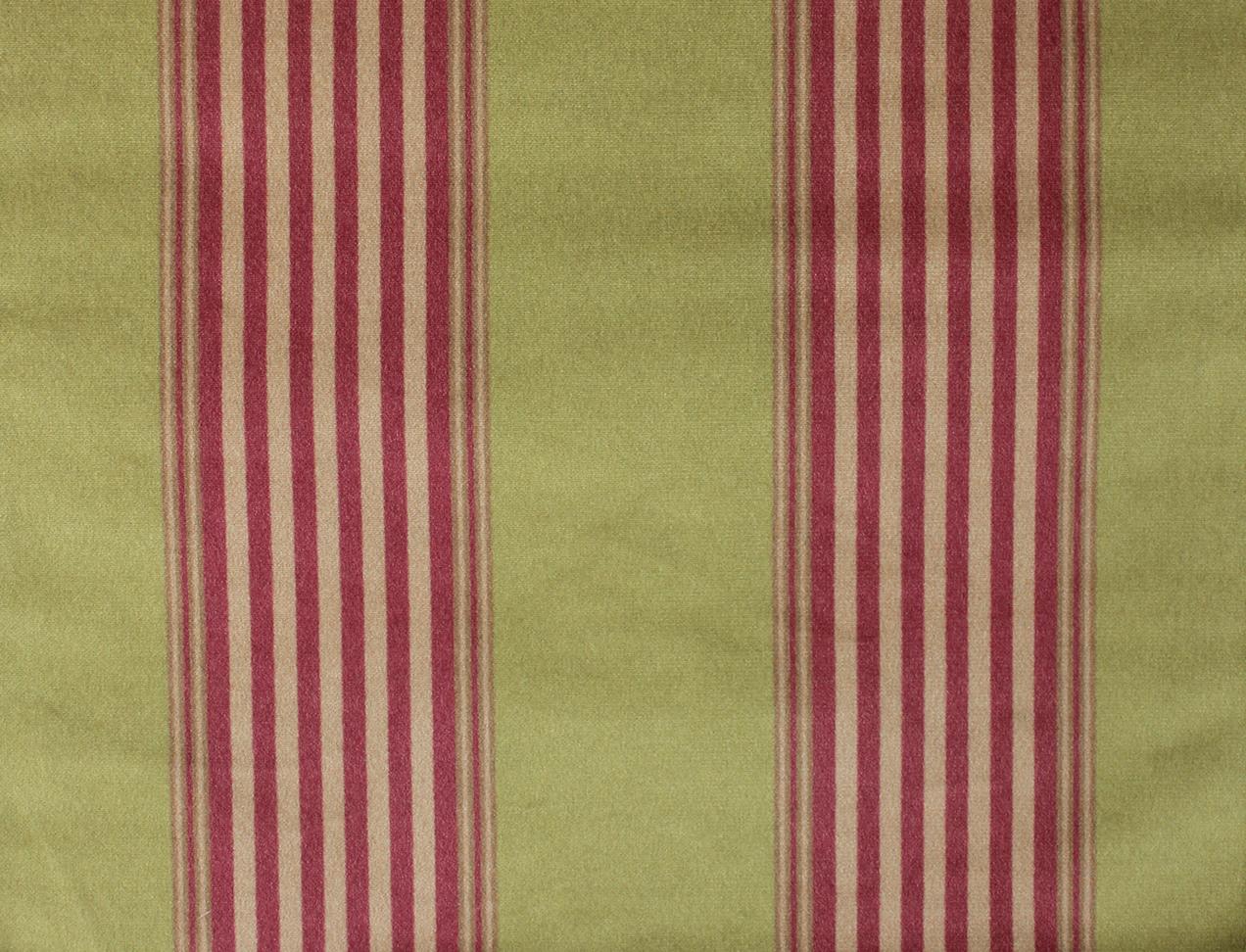 VENICE STRIPE Green/Pink