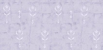 LEAF FLOWER Silver