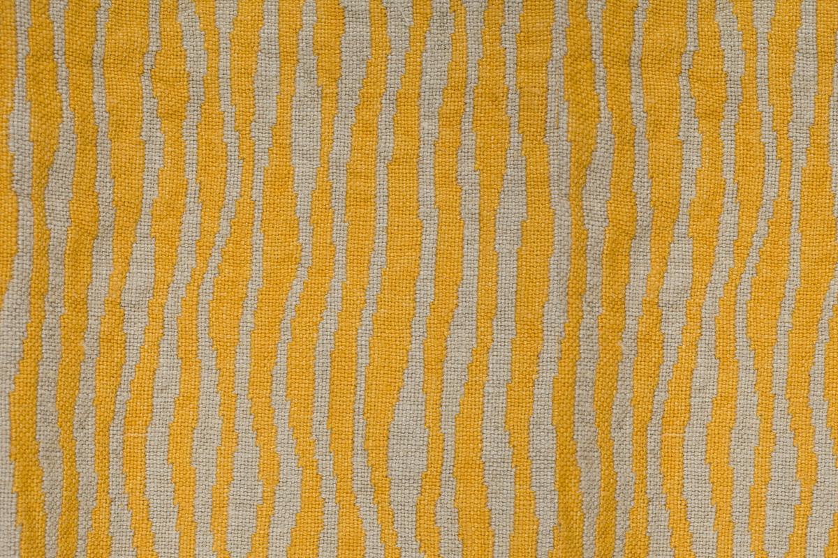 PIENZA ZEBRA Yellow/Natural