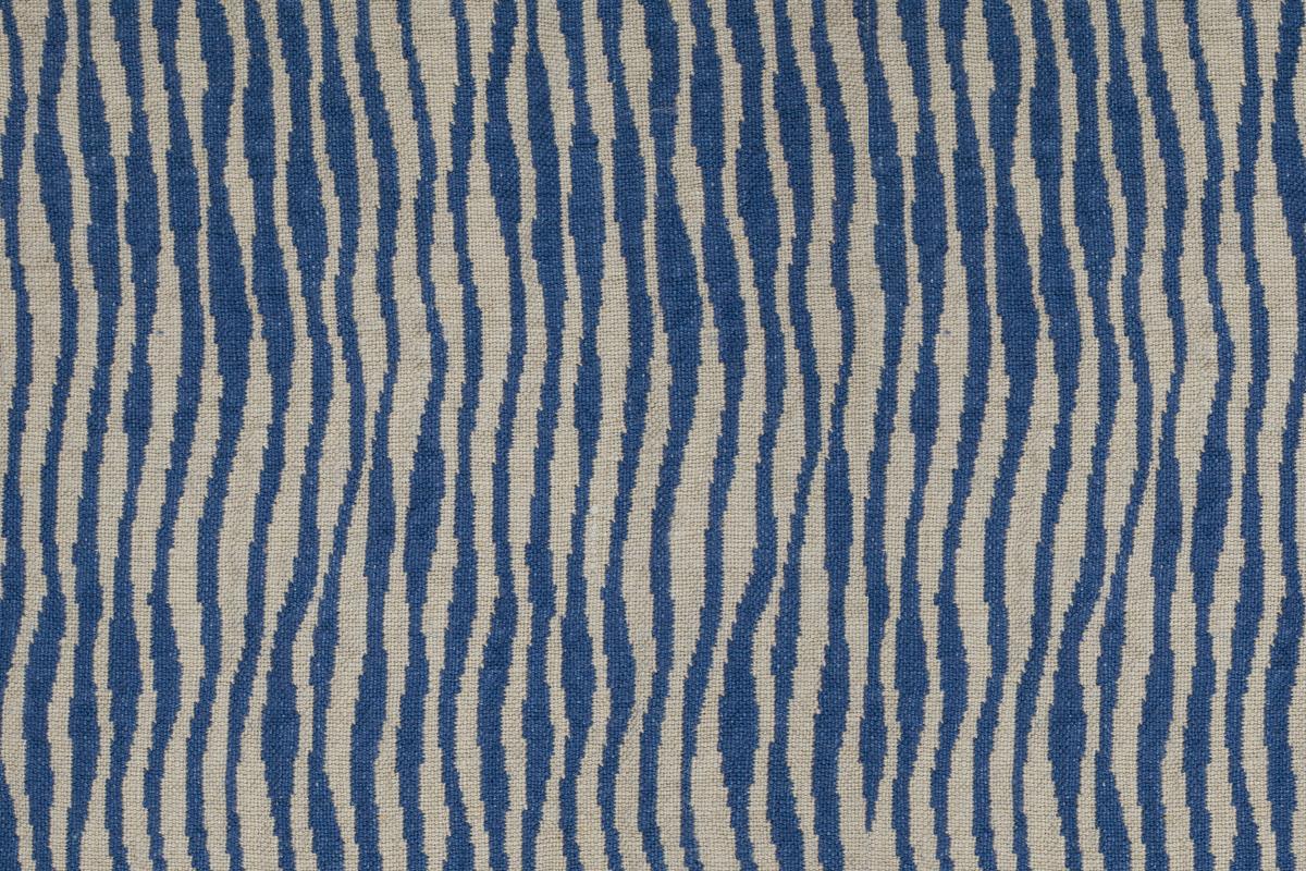 PIENZA ZEBRA Blue/Natural