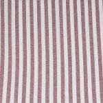 CERRO RIGATO Off White-Red Stripe cm 2