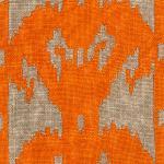 PIENZA PIPISTRELLO Orange/Natural