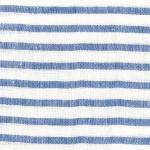 PERSICO BARRE' MACHE' White/Light Blue