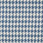 GENTLEMAN PIED DE POULE Blue-Beige