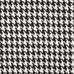 GENTLEMAN PIED DE POULE Black/White