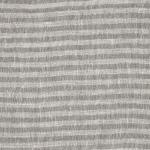 SGARZOLINO BARRE' MACHE' White-grey 6 mm stripe