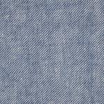 CASTELLINO TWILL MACHE' White/Cobalt