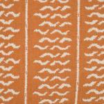 PIENZA TIGROTTO Tangerine/Ivory